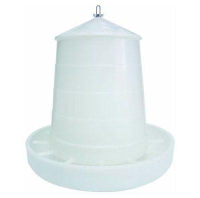 40 KG Foderautomat M/Låg i Plast