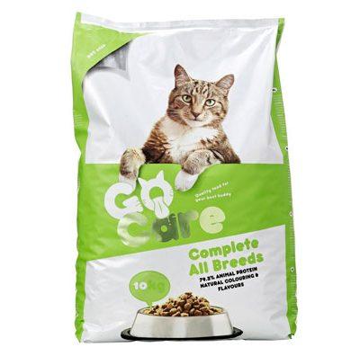 Foder til kat – skal afhentes!