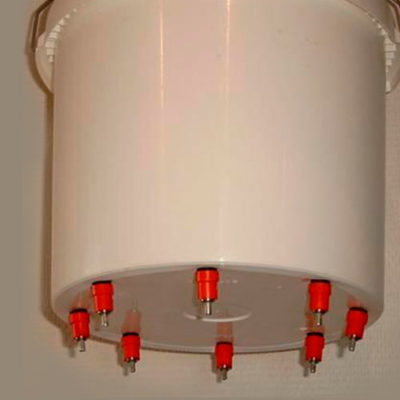 Drikkeautomat med 8 nipler